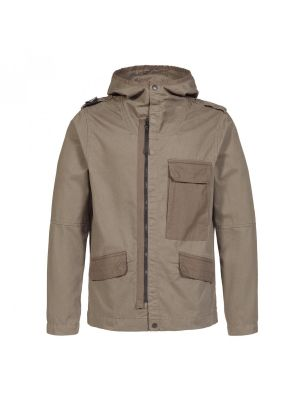 Cg Hooded Jacket-Timber Wolf