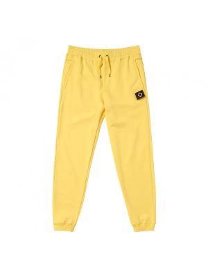 Core Sweat Pant-Citrus Yellow