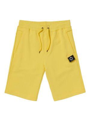 Core Sweat Short-Citrus Yellow