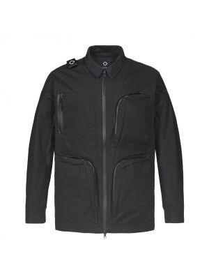 Cr Four Pocket Jacket-Jet Black