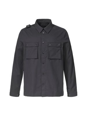 Dh (B) Overshirt-Jet Black