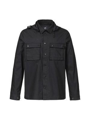 Dh (C) Overshirt-Jet Black