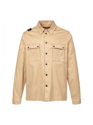 Dh Two Pocket Overshirt-Sand