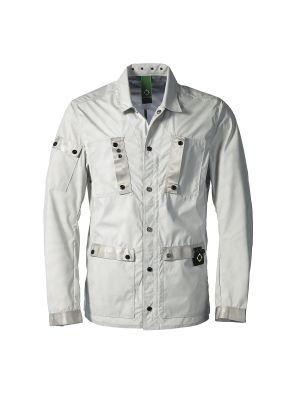 Field Outershirt-Merchant White