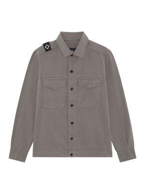 Two Pocket Gd Overshirt-Dark Slate