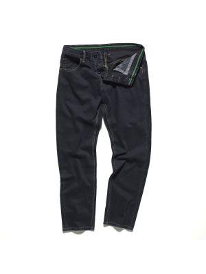 2201 Straight Leg Over-Dyed Denim-Indigo