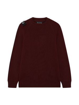 Crew Neck Knit-Fig