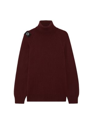 Roll Neck Knit-Fig