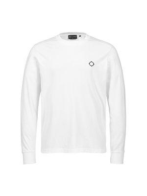 Ls Icon Tee-Optic White