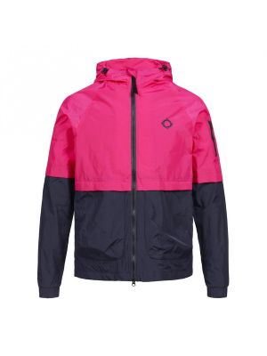 Nt Hooded Jacket-Fuchsia
