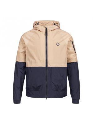 Nt Hooded Jacket-Sand