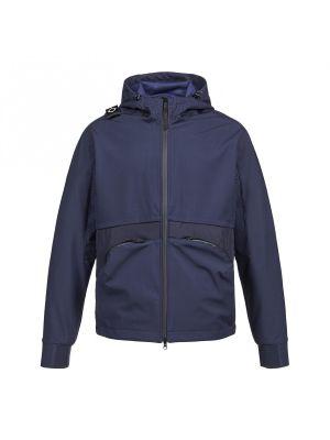 Softshell Hooded Jacket-Ink Navy